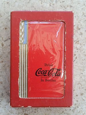 Coca-Cola Advertising Playing Cards -  Red Wheat!