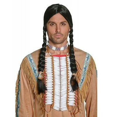 Western Authentic Indian Breastplate Costume Accessory Adult Halloween