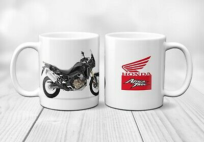Honda Africa Twin Coffee Mug Red, White /& Black