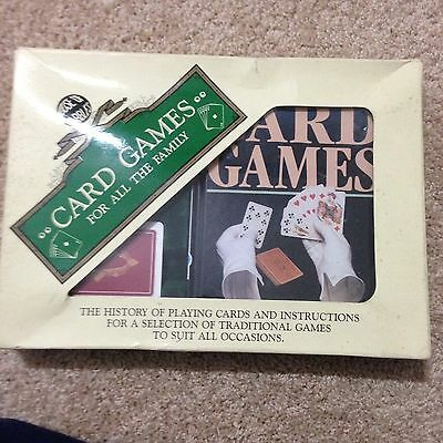 House Of Marbles England Card Games For All The Family