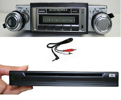 1970-1972 Cutlass/442 Radio 300 Watt w/ CD Player/ iPod Dock/ 630 II Stereo **