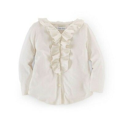 baby girl Ralph Lauren top Authentic 6 months
