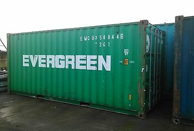 Used 20ft Shipping Container Doncaster