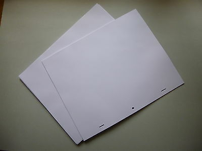 Professional Punched Animation Paper 12 Field 1000 Sheets *free Peg Bar*