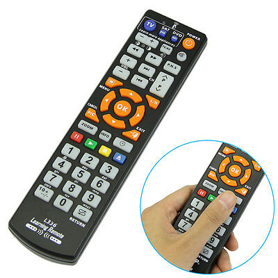Universal Replacement Remote Controller With Learn Function For TV CBL DVD SAT