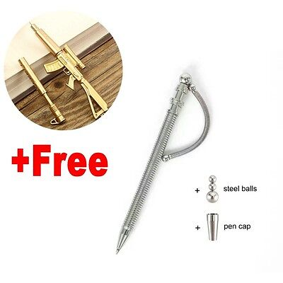 Creative Magnetic Fidget Pen Think Ink Pen Anti-irritable Decompression Toy Gift