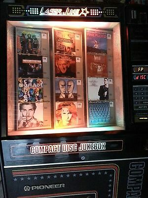 Juke Box 54 Cd Con  Telecomando