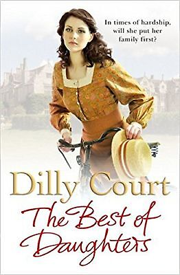 The Best of Daughters Dilly Court Book, New Paperback