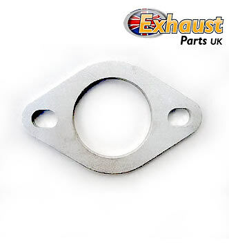 "38mm 1.5"" Bore Stainless Steel 304 Exhaust Flange - 2 Bolt - Universal Flanges"