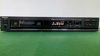 Rare Philips Cd670,tda1541,cdm2,fts- Incl Remote