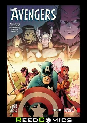 AVENGERS FOUR GRAPHIC NOVEL New Paperback COLLECTING AVENGERS (2016) #1.1 to 5.1