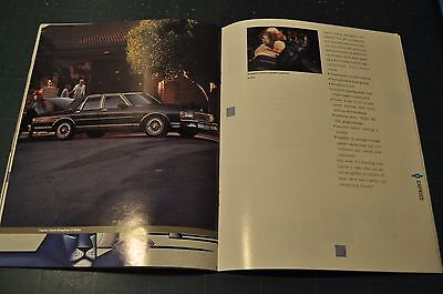 1989 CHEVROLET Brochure, 32 page, Canadian GM CORSICA, CELEBRITY, CAPRICE