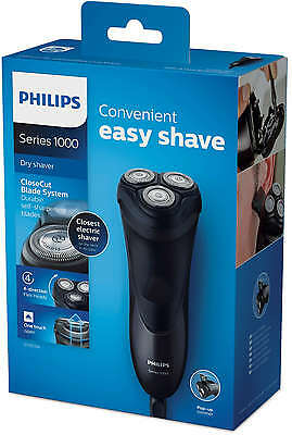 Philips Shaver Series 1000 - Close Cut Dry Electric Face Shaver - S1100/04