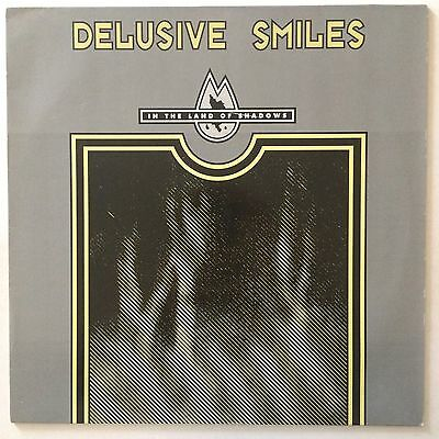 """DELUSIVE SMILES - IN THE LAND OF SHADOWS - Orig Sweden 12"""" Single"""