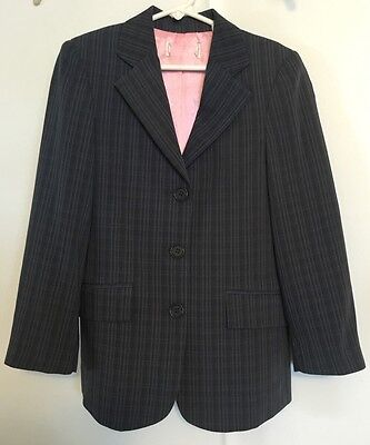 WELLINGTON COLLECTION Girls Show Coat Riding Jacket 6 New without tags