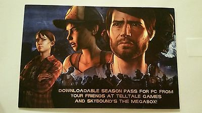 Telltale The Walking Dead A New Frontier Season Pass Steam Code For PC