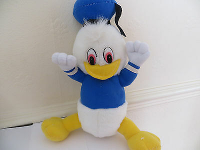 Donald Duck soft plush toy/teddy