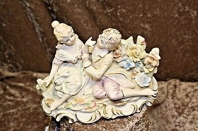 MINT Vintage ARDALT Porcelain  Music Box Night Light BEAUTIFUL DREAMER  6260 JAP