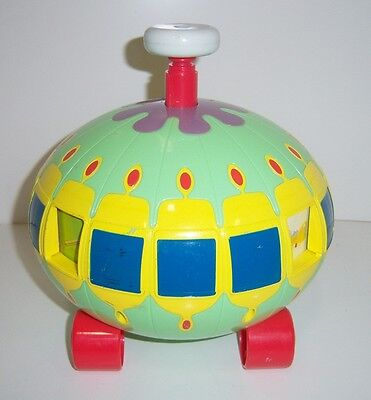 In The Night Garden See & Spin Ninky Nonk Toy