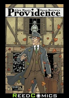 PROVIDENCE ACT 2 HARDCOVER New Hardback COLLECTING PROVIDENCE #5-8 by Alan Moore