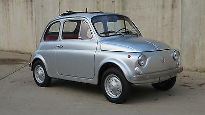 Fiat 500 R immacuate -price reduced
