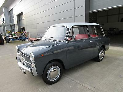 Fiat Autobianchi panoramica -1967-Very rare-FINAL REDUCTION