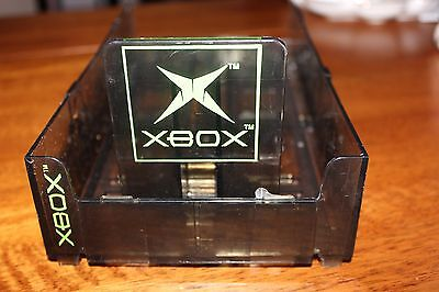XBOX Game Spring loaded Display Storage Rack Expandable Profit Product Pusher