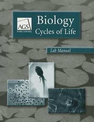 Biology: Cycles of Life Lab Manual by Paperback Book (English)