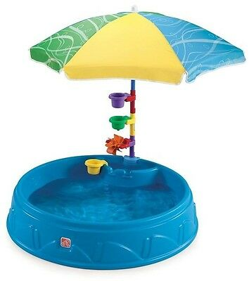 Kids Swimming Pool Above Ground Outdoor Toddler Water Kiddie Summer Backyard Fun
