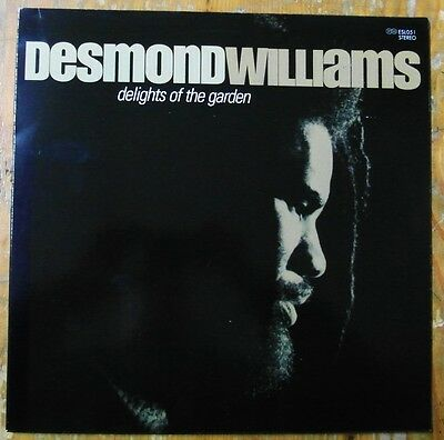 "2er LP ""Desmond Williams - Delights of the Garden"" M/VG+ /NEU / NEW and Unplayed"