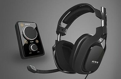 Astro A40 Black Headband Headsets for Multi-Platform (2013 edition)