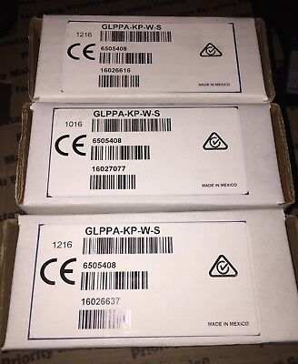 Crestron Electronics GLPPA-KP-W-S In-Wall Keypad for GLPP, White, FACTORY SEALED