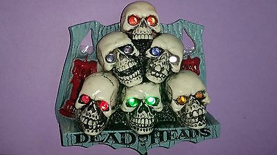 Scared Stiff Pinball Mod - SKULL PILE EYES – COLOUR