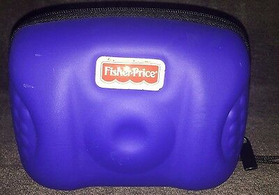 Fisher Price Kids Tough Blue Digital Camera Hard Case K-B1