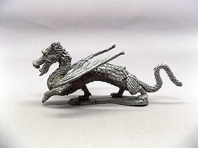 D&D AD&D Unidentified RAL PARTHA DRAGON from 1986 unpainted 31800