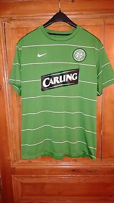 Maillot Football Celtic Ecosse Nike Taille Xl Excellent Etat