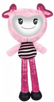 Brightlings Pink Music Doll - 100 Phrases - Record Your Own Voice - Play Record