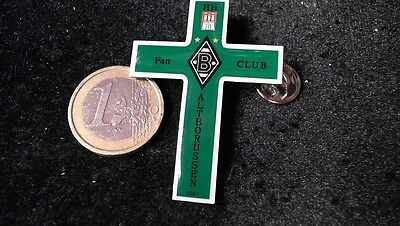 Borussia Mönchengladbach Fanclub Pin Badge Fussball Hamburger Altborussen 2007