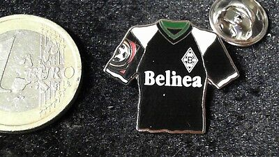 Borussia Mönchengladbach Trikot Pin Badge 2001/2002 Away Bundesliga Patch selten
