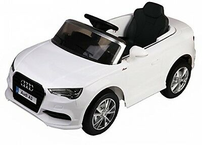Costzon Licensed Audi A3 Kids Ride On Car 12V RC Powered Riding Toy Vehicle