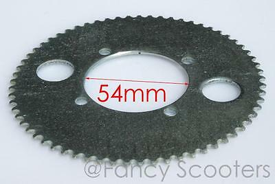 Rear Sprocket  AJ (25H Pitch x 65 Teeth ) for electric/ gas scooter