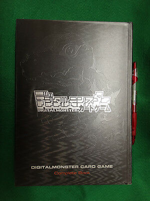Limited 15th Digimon Digital Monster Card Game Complete Book Japan Very Rare