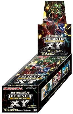 Pokemon Card Game High Japan Pack The Best of XY Box Booster Japanese X and Y &