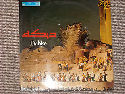 Dabke - Folk Songs And Dances From Lebanon Vinyl  RARITÄT