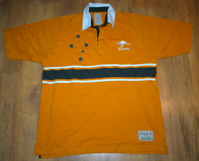 Australia Rugby World Cup 2003 Shirt (Size L)
