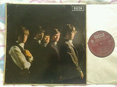 Rolling Stones/First Album.1964 UK Decca Mono 2A/3A Original LP