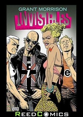 INVISIBLES BOOK 3 DELUXE HARDCOVER New Hardback Collects (Vol 2) #1-13