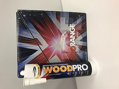 Bond it Wood Pro High strength Adhesive Glue for parquet and timber floors
