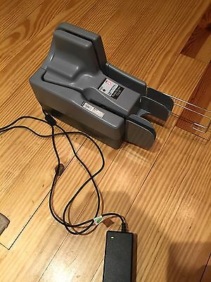Digital Check TellerScan TS230 Check Scanner 65 DPM w/ AC Adapter