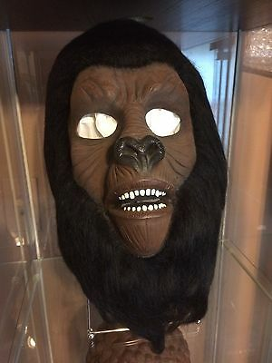 Don Post Planet Of The Apes Gorilla Mask MINT 2nd Release 1983 Gorgeous!!!!